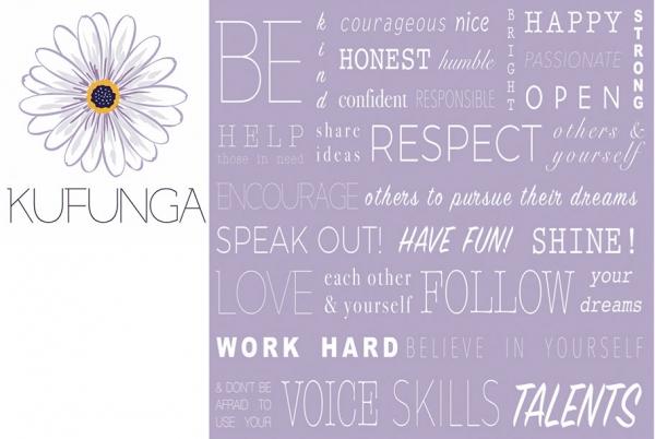 Kufunga manifesto and logo