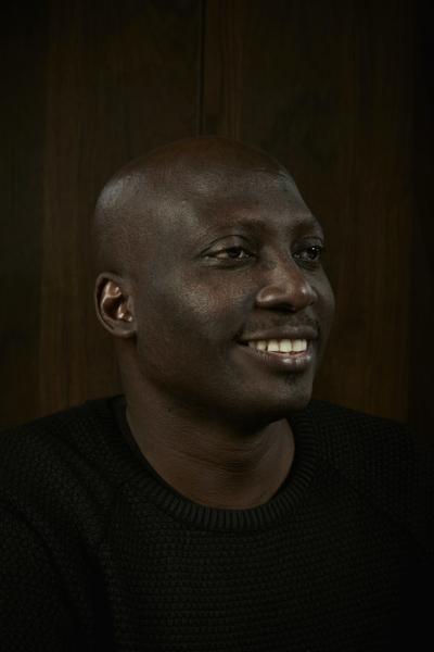 Kunlé Adeyemi, photographed by Mark Horn