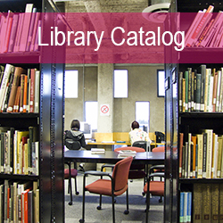 Library Catalog OPAC