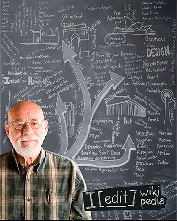 Mind Map Chalkboard Example