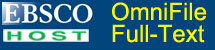 EBSCO Host OmniFile Full Text