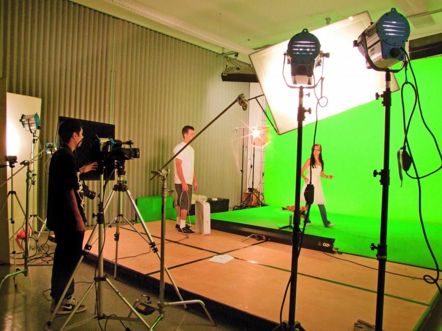 lighting studio otis college of art and design