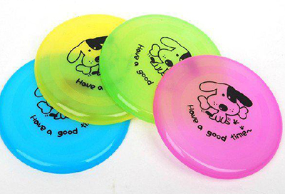 The Plastic Frisbee