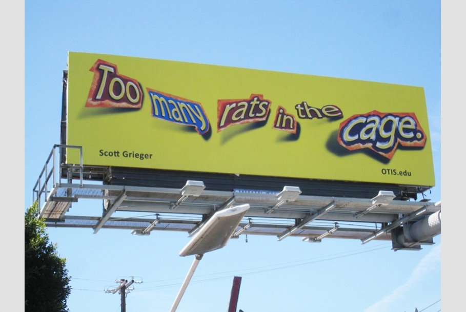 Billboard by Scott Grieger