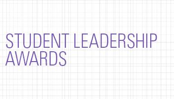 Student Leadership Awards