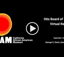 CAAM presentation at Otis College Board of Trustees Retreat