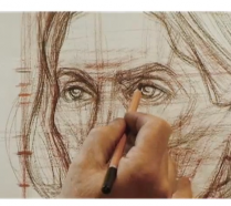 Portrait Drawing with Gary Geraths