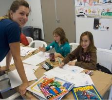 Community Arts/Teaching Internships