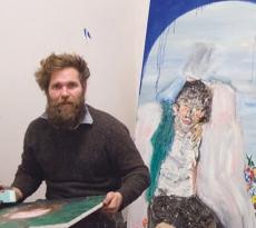 MFA Fine Arts Alec Egan