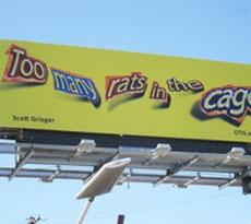 Billboard by Scott Grieger
