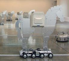 Infrasense: An installation by KIT and Robert Saucier