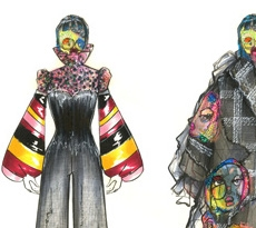 2018-19 Fashion Design