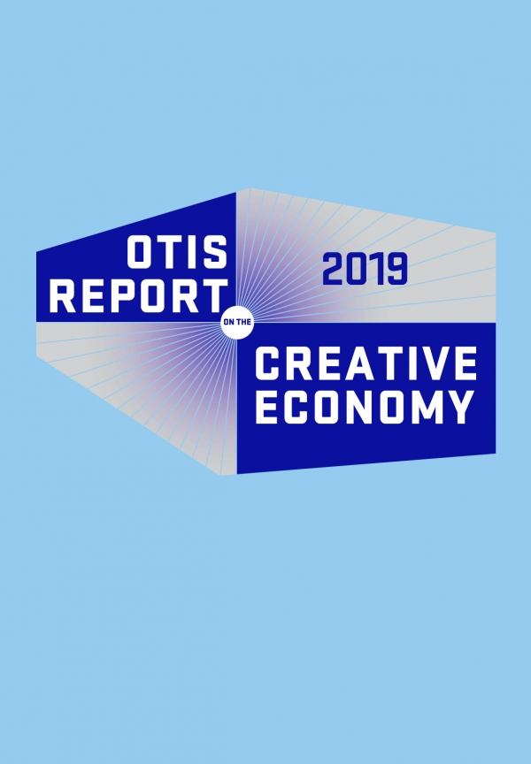 2019 Otis Report on the Creative Economy banner