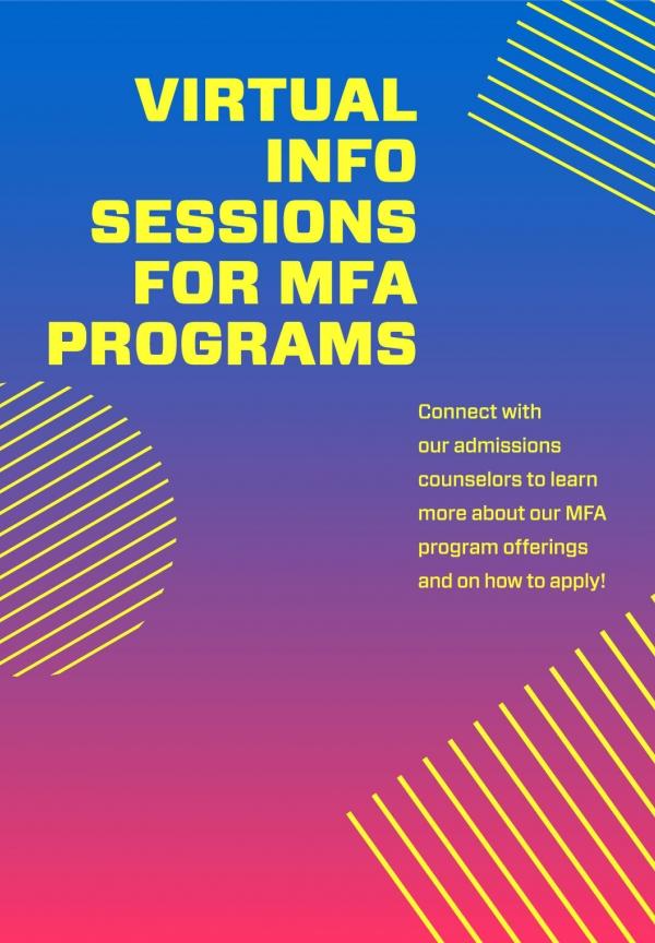 MFA Programs