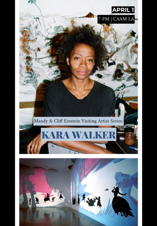 Einstein Series: Kara Walker
