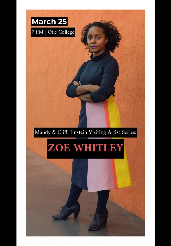 Einstein Series: Zoe Whitley