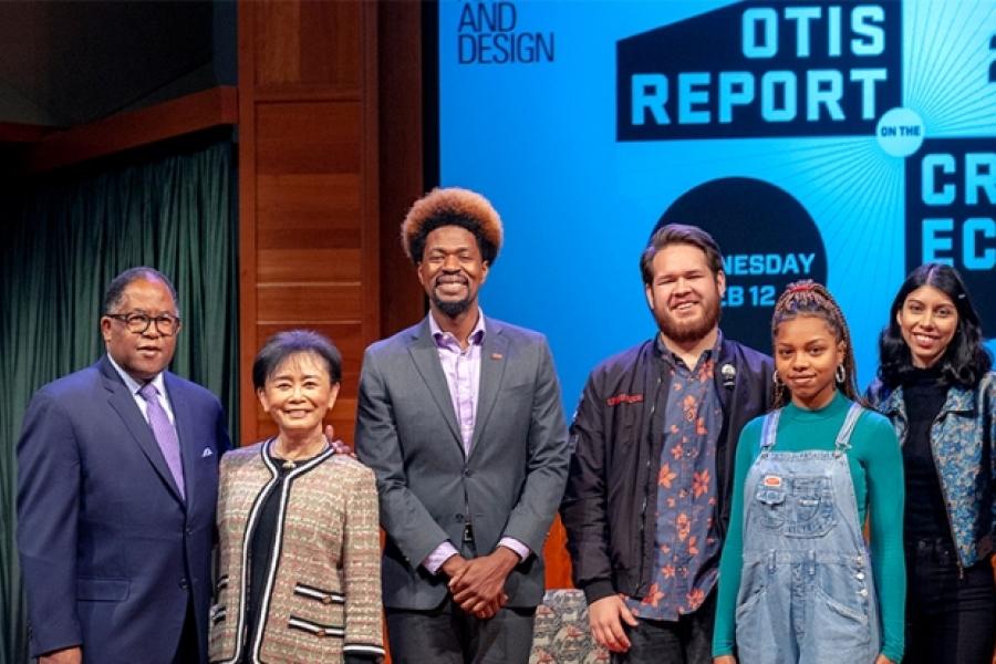 2020 Otis Report on the Creative Economy Launch