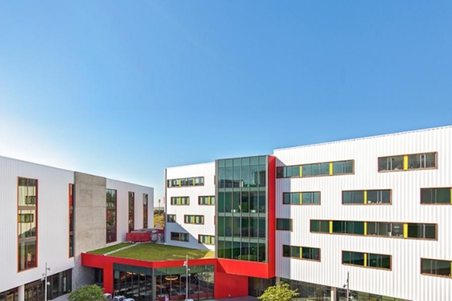 Otis College of Art and Design campus shot