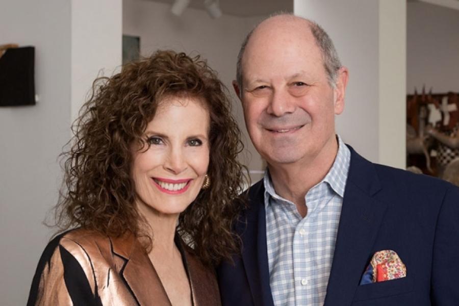 Mandy and Cliff Einstein
