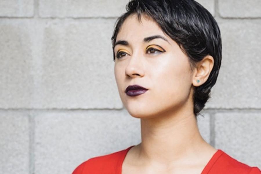 Portrait of Sofia Enriquez ('14 BFA Communication Arts)
