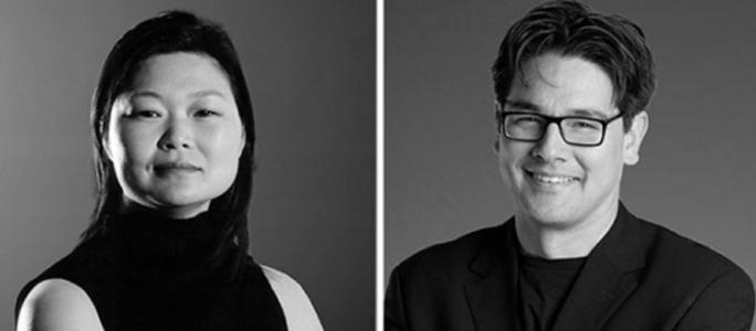 J. Meejin Yoon and Eric Höweler of Höweler + Yoon Architecture