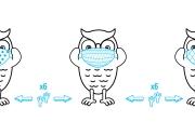 Otis Owls in Masks