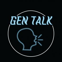 Gen Talk logo