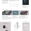 Left Behind is a desktop and mobile website on the topic of suicide and suicide prevention. Using Figma, I strategically utilized a lot of white space and asymmetry to give users a sense of quiet safety. Additionally, I strove to present the content in a sensitive and respectful manner.