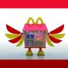 McDonald Delivery Spaceship