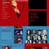 Asian Voices is a website archiving Los Angeles theatrical productions featuring Asian casts and/or themes. My design solution involved using a limited color palette and developing multiple modes of interactive navigation through the site.