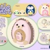 Plush toy for toddler