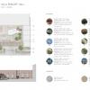 Perloff Hall Courtyard Landscape Design - Plan
