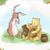 Winnie the Pooh pull toy is a moving theme board for both boys and girls