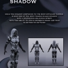 Boys Action Figure toy line based on Shadow Hunter Story