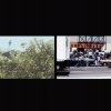 Video piece comparing a domestic household to live footage from the Los Angeles Uprising of 1992. Acting as a supporting piece to a publication.