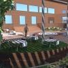 Perloff Hall Courtyard - View