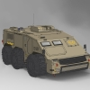 Armoured Personal Carrier in the future