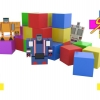 Rescue Blocks are the building block toys that convert into awesome robot action figures.