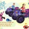 12v Power Wheel inspired by hit Pixar film Inside Out