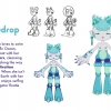 Dewdrop Character Information