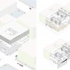Studio 5 Void in the City Isometric Drawings