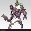 Fan-made visual rework of existing League of Legends character.