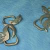 Aluminum Hardware to Reinforce Suspenders