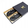cheap flip-flops into an expensive luxury version