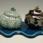 Joan Takayama-Ogawa Covered Pots