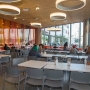 Residence hall dinning commons