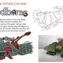 Toy Design - Vehicles