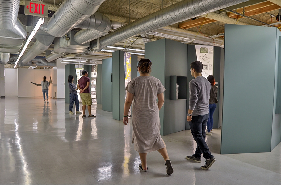 Architecture Landscape Interiors Otis College Of Art And Design