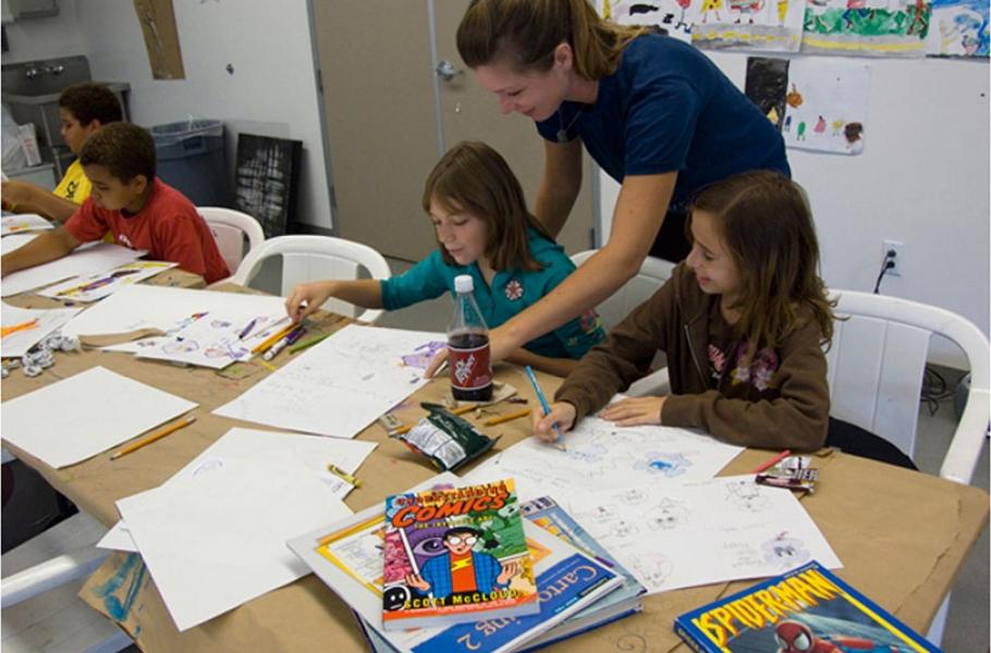 preschool teacher credentials credential preparation otis college of and 498