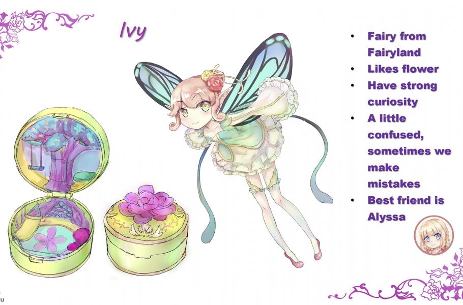 Toy Design - Dolls